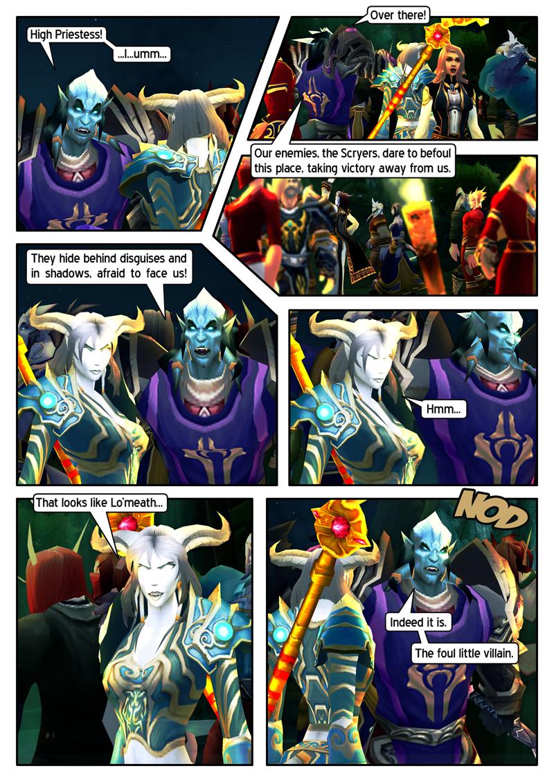 Chapter Three - Page Twenty Five