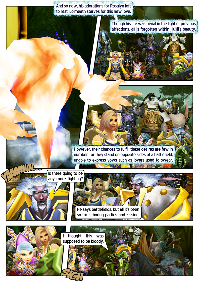 First Intermission - Page Two